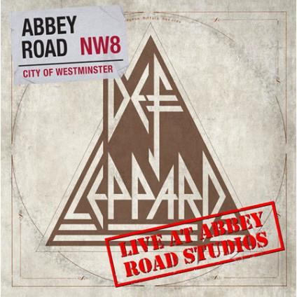 Live At Abbey Road Studios - Def Leppard - LP