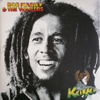 Kaya - Bob Marley & The Wailers - LP