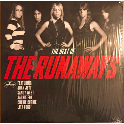 The Best Of The Runaways - The Runaways - LP