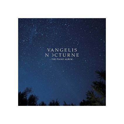 Nocturne The Piano Album - Vangelis - LP