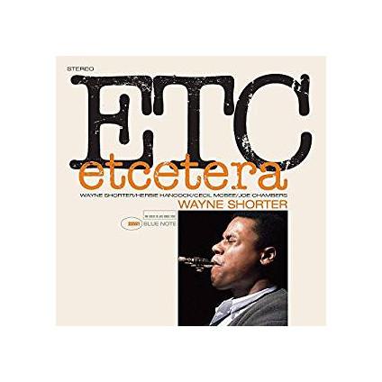 Etcetera (180 Gr.) - Shorter Wayne - LP