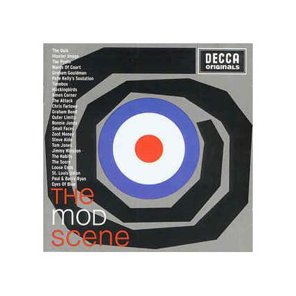 The Mod Scene - Various - LP
