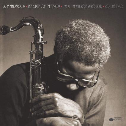 The State Of The Tenor Vol.2 - Henderson Joe - LP