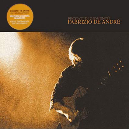 Peccati Di Gioventù - Fabrizio De André - LP