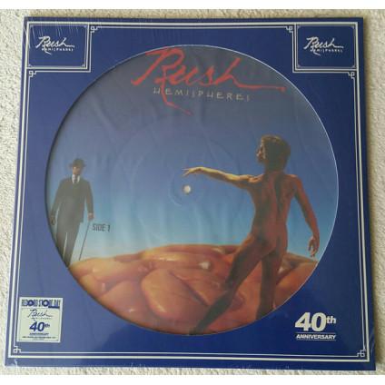 Hemispheres - Rush - LP