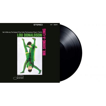Mr. Shing-A-Ling (Limited Edt.) - Donaldson Lou - LP