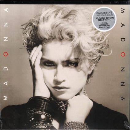 Madonna - Madonna - LP