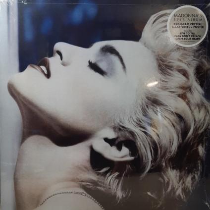 True Blue - Madonna - LP