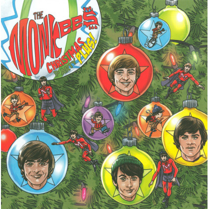 Christmas Party Plus! - The Monkees - LP