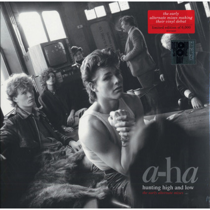 Hunting High And Low (The Early Alternate Mixes) - a-ha - LP