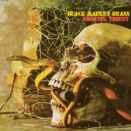 Undying Thirst - Black Market Brass - LP