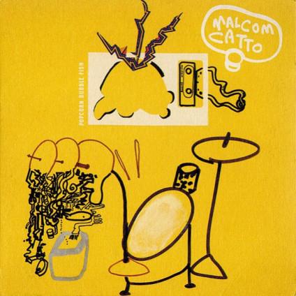 Popcorn Bubble Fish - Malcom Catto - CD