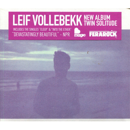 Twin Solitude - Leif Vollebekk - CD