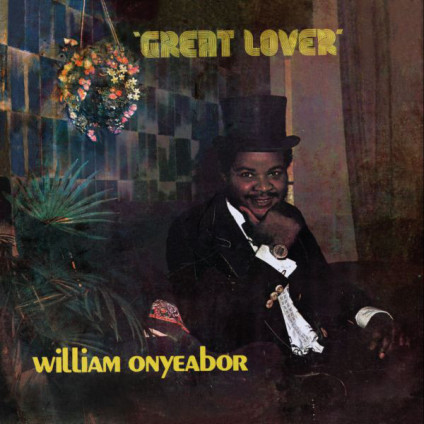 Great Lover - William Onyeabor - LP