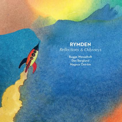 Reflections And Odysseys - Rymden - CD