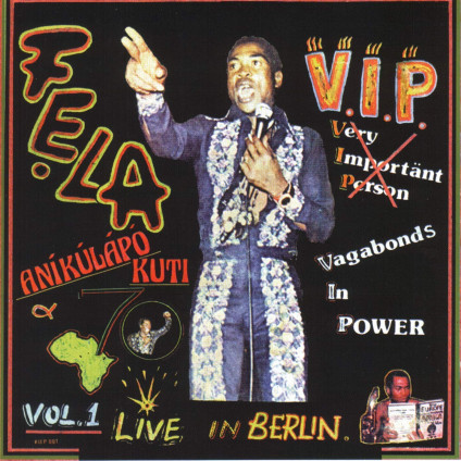 Afrika 70* - F?la Aníkúlápó Kuti - LP