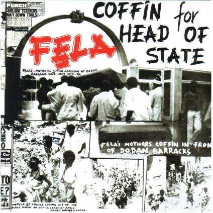 Africa 70 - Fela - LP
