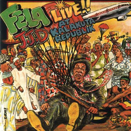 Afrika 70* - Fela Aníkúlápó Kuti - LP
