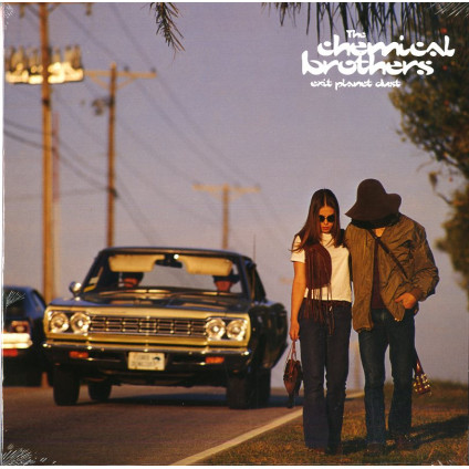 Exit Planet Dust - Chemical Brothers The - LP