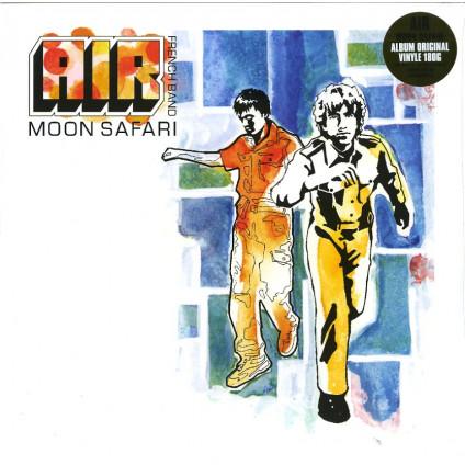 Moon Safari - Air - LP