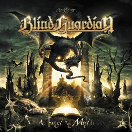 A Twist In The Myth - Blind Guardian - CD