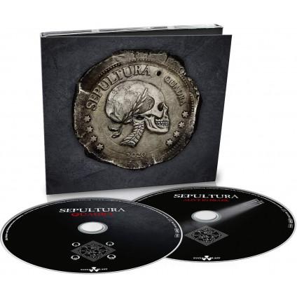 Quadra - Sepultura - CD