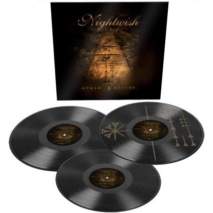 Human. :||: Nature. - Nightwish - LP