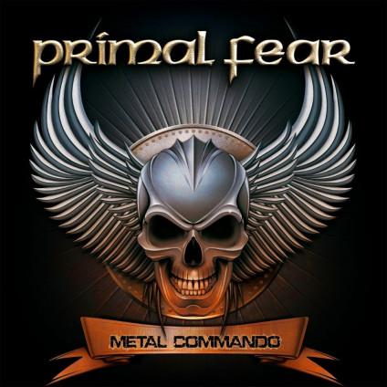 Metal Commando - Primal Fear - CD