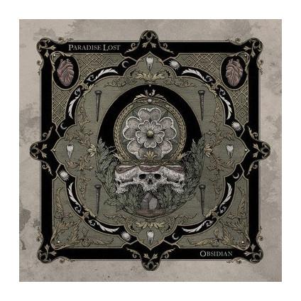 Obsidian - Paradise Lost - CD
