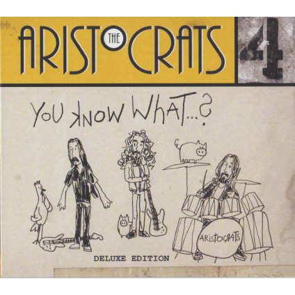 You Know What...? - The Aristocrats - LP