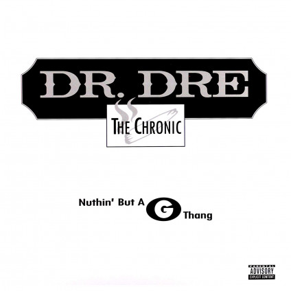 Nuthin' But A G Thang - Dr. Dre - LP