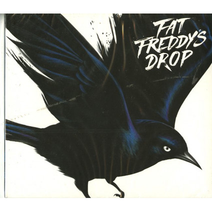 Blackbird - Fat Freddy's Drop - CD