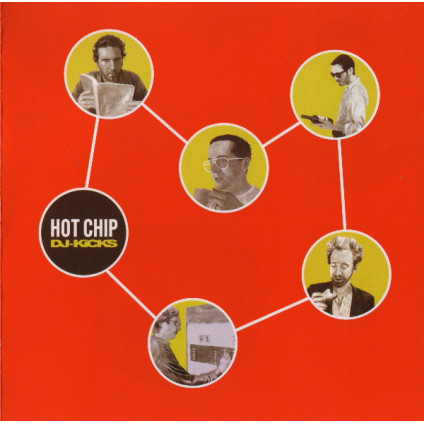 DJ-Kicks - Hot Chip - CD