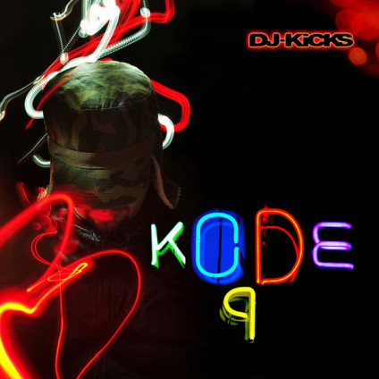 DJ-Kicks - Kode9 - CD