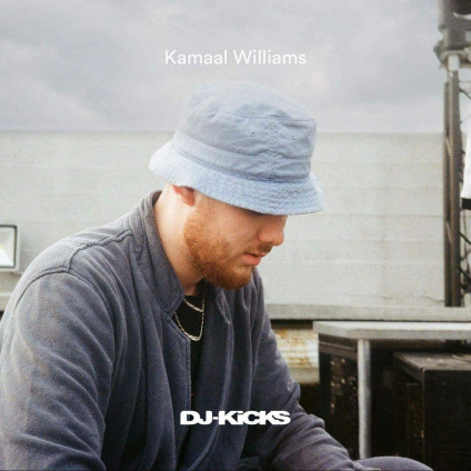 DJ-Kicks - Kamaal Williams - LP