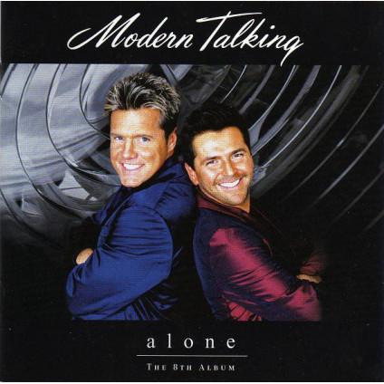 Alone - The 8th Album - Modern Talking - CD
