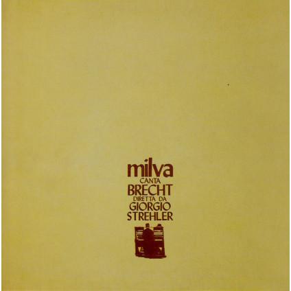 Milva Canta Brecht - Milva - CD