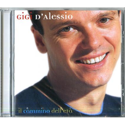 Il Cammino Dell'Età - Gigi D'Alessio - CD