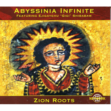Zion Roots - Abyssinia Infinite - CD