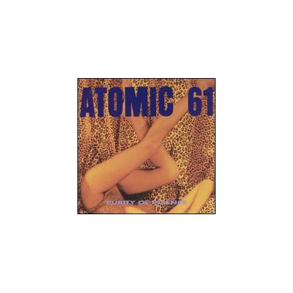 Purity Of Essence - Atomic 61 - CD