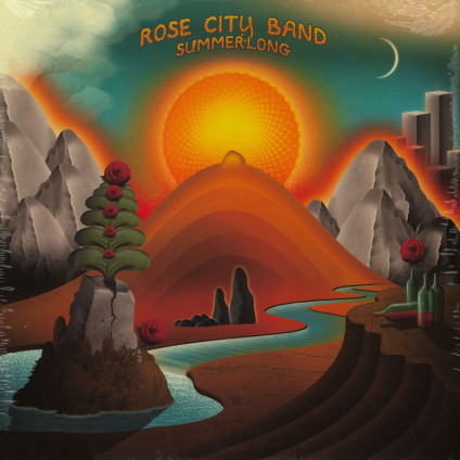 Summerlong - Rose City Band - LP