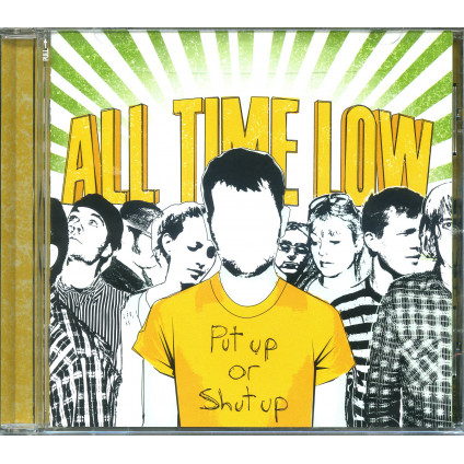 Put Up Or Shut Up - All Time Low - CD