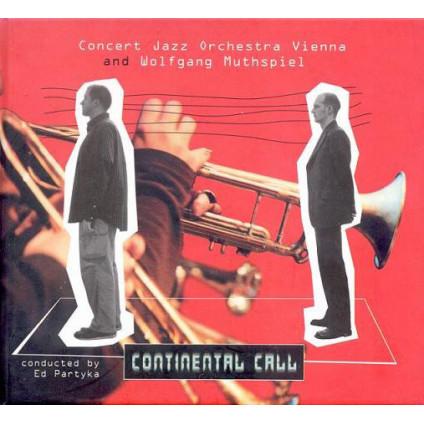 Wolfgang Muthspiel - Concert Jazz Orchestra Vienna - CD