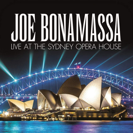 Live At The Sydney Opera House (Vinyl Blue + Bouns Track Limited Edt.) - Bonamassa Joe - LP