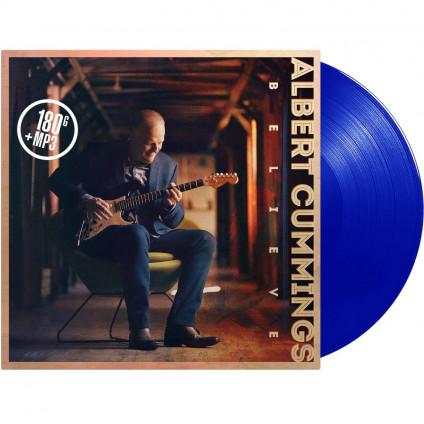 Believe (Vinyl Blue 180 Gr.+ Mp3 Limited Edt.) - Cummings Albert - LP