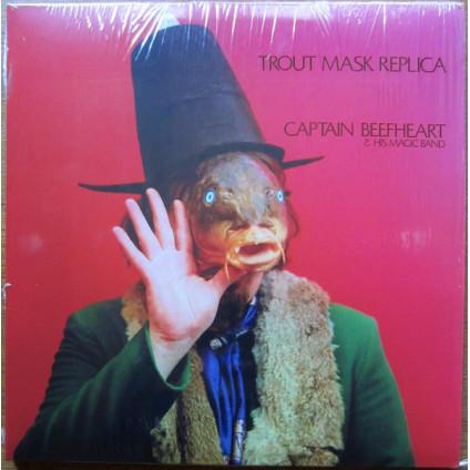 Trout Mask Replica - Captain Beefheart & His Magic Band - LP