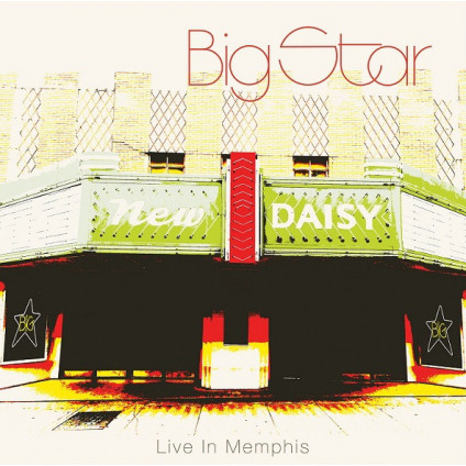 Live In Memphis - Big Star - LP