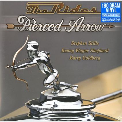 Pierced Arrow - The Rides - LP