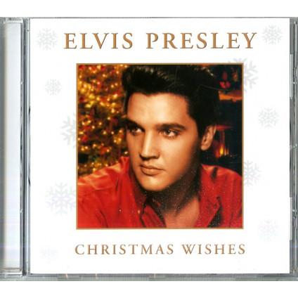 Christmas Wishes - Elvis Presley - CD