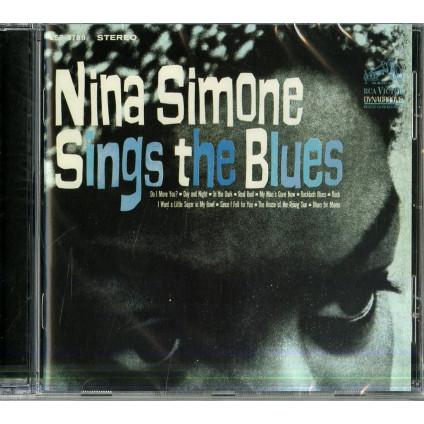 Nina Simone Sings The Blues - Nina Simone - CD